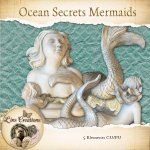 Ocean Secrets Mermaids