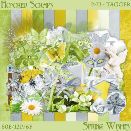 Spring Wishes - Tagger