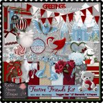 Festive Friends Tagger Kit
