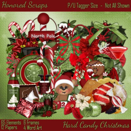 Hard Candy Christmas - Tagger