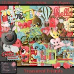Treasured Friends Kit - Tagger Size
