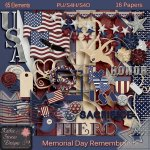 Memorial Day Remembrance Kit with CU Bonus