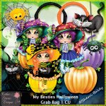 My Besties Halloween Grab Bag 1 CU