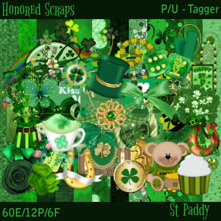 St Paddy - Tagger