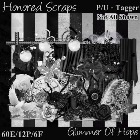 Glimmer Of Hope - Tagger