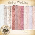 Shabby Wedding