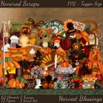 Harvest Blessings - Tagger