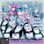 Love Penguins 1 - CU