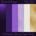 Washington Strong Paper Pack