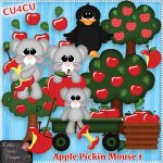 Apple Pickin Mouse 1 - CU4CU